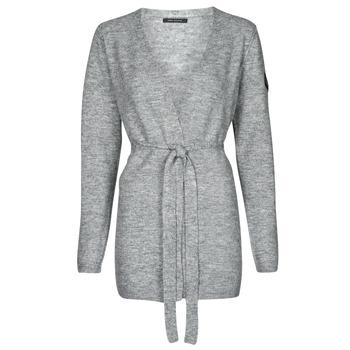 衣服 女士 羊毛开衫 Ikks GROWNI 灰色