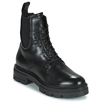 鞋子 女士 短筒靴 Mjus BEATRIX LACE 黑色