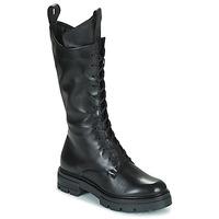 鞋子 女士 都市靴 Mjus BEATRIX HIGH 黑色