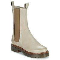 鞋子 女士 短筒靴 Mjus DOBLE CHELS 米色