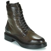鞋子 女士 短筒靴 Mjus MORGANA LACE 灰色 / Fonce