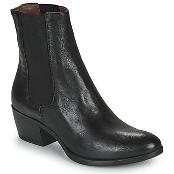 鞋子 女士 短靴 Mjus DALLAS 黑色
