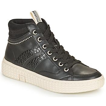 鞋子 女士 高帮鞋 Palladium Manufacture TEMPO 03 SYN 黑色