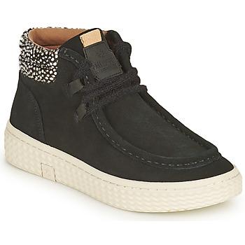 鞋子 女士 高帮鞋 Palladium Manufacture TEMPO 10 SUD 黑色