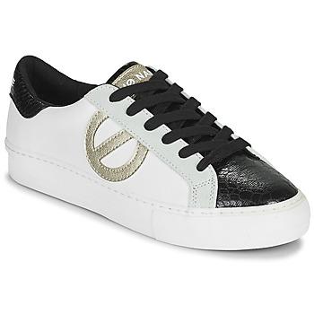鞋子 女士 球鞋基本款 No Name ARCADE SIDE 白色 / 黑色