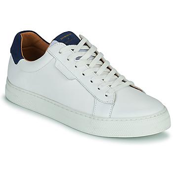 鞋子 男士 球鞋基本款 Schmoove SPARK CLAY 白色