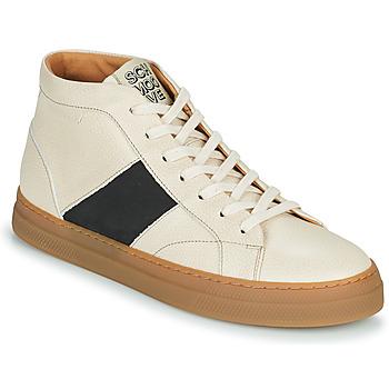 鞋子 男士 高帮鞋 Schmoove SPARK LOW BOOTS 米色