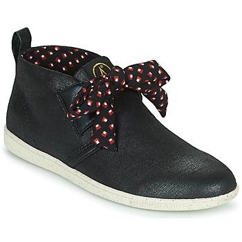 鞋子 女士 高帮鞋 Armistice STONE MID CUT W 黑色