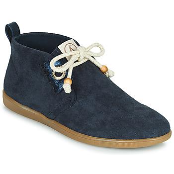 鞋子 女士 高帮鞋 Armistice STONE MID CUT W 蓝色