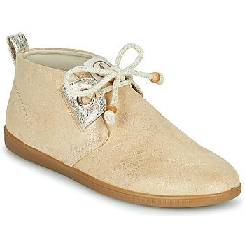 鞋子 女士 高帮鞋 Armistice STONE MID CUT W 米色