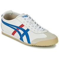 鞋子 球鞋基本款 Onitsuka Tiger 鬼冢虎 MEXICO 66 白色 / 蓝色 / 红色