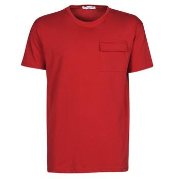 衣服 男士 短袖体恤 Yurban ORISE 红色