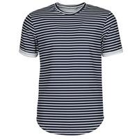 衣服 男士 短袖体恤 Yurban ORICO 海蓝色 / 白色
