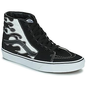 鞋子 男士 高帮鞋 Vans 范斯 SK8-HI 黑色 / 灰色