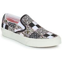 鞋子 平底鞋 Vans 范斯 SLIP ON 黑色 / 白色 / 玫瑰色