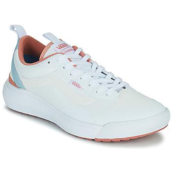 鞋子 女士 球鞋基本款 Vans 范斯 ULTRARANGE EXO 白色 / 玫瑰色 / 蓝色