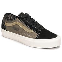 鞋子 球鞋基本款 Vans 范斯 OLD SKOOL TAPERED 黑色 / 绿色