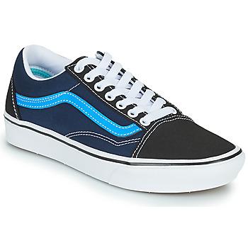 鞋子 球鞋基本款 Vans 范斯 COMFYCUSH OLD SKOOL 黑色 / 蓝色