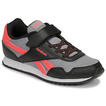 鞋子 男孩 球鞋基本款 Reebok Classic REEBOK ROYAL CLJOG 黑色 / 红色