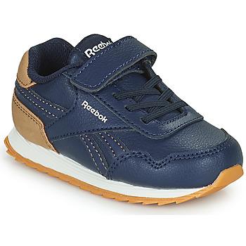 鞋子 男孩 球鞋基本款 Reebok Classic REEBOK ROYAL CLJOG 海蓝色 / 棕色