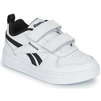鞋子 儿童 球鞋基本款 Reebok Classic REEBOK ROYAL PRIME 白色 / 黑色