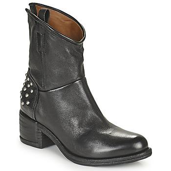 鞋子 女士 短筒靴 Airstep / A.S.98 OPEA STUDS 黑色