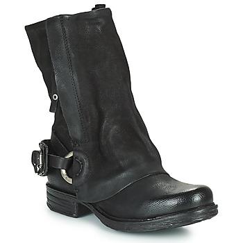 鞋子 女士 短筒靴 Airstep / A.S.98 SAINT EC 黑色