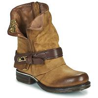鞋子 女士 短筒靴 Airstep / A.S.98 SAINT BIKE 驼色
