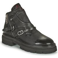 鞋子 女士 短筒靴 Airstep / A.S.98 NATIVE 黑色