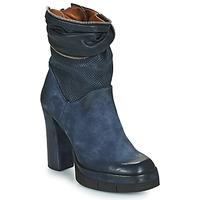 鞋子 女士 短靴 Airstep / A.S.98 BLOC ZIP 蓝色
