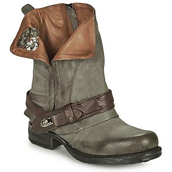 鞋子 女士 短筒靴 Airstep / A.S.98 SAINT BIKE 灰色