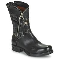 鞋子 女士 短筒靴 Airstep / A.S.98 SAINTEC CO 黑色