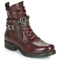 鞋子 女士 短筒靴 Airstep / A.S.98 SAINTEC BRIDE 波尔多红