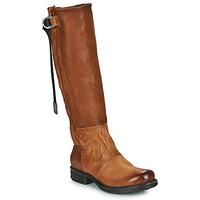 鞋子 女士 都市靴 Airstep / A.S.98 SAINTEC HIGH 驼色