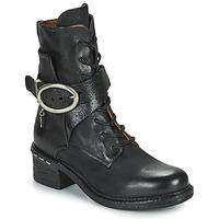鞋子 女士 短靴 Airstep / A.S.98 NOVASUPER LACE 黑色