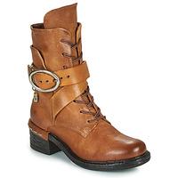 鞋子 女士 短靴 Airstep / A.S.98 NOVASUPER LACE 驼色