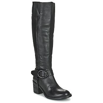 鞋子 女士 都市靴 Airstep / A.S.98 JAMAL HIGH 黑色