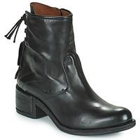 鞋子 女士 短筒靴 Airstep / A.S.98 OPEA LACE 黑色