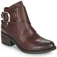 鞋子 女士 短筒靴 Airstep / A.S.98 OPEA LOW 波尔多红