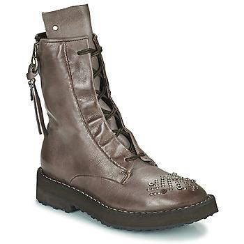 鞋子 女士 短筒靴 Airstep / A.S.98 CHIMICA 棕色