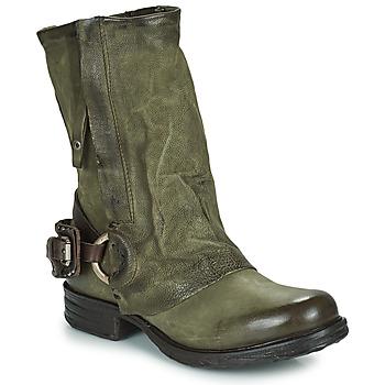 鞋子 女士 短筒靴 Airstep / A.S.98 SAINT EC 卡其色