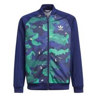 衣服 男孩 运动款外套 Adidas Originals 阿迪达斯三叶草 HARRA 多彩