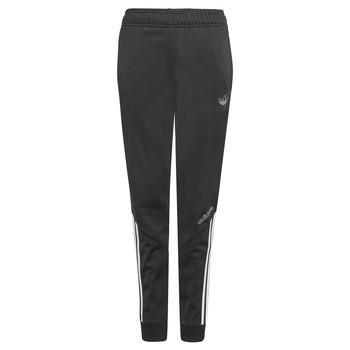 衣服 儿童 厚裤子 Adidas Originals 阿迪达斯三叶草 BLOEU 黑色