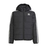 衣服 儿童 羽绒服 Adidas Originals 阿迪达斯三叶草 SOLITARE 黑色