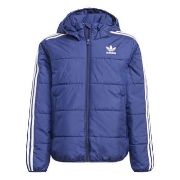 衣服 儿童 羽绒服 Adidas Originals 阿迪达斯三叶草 BATTI 海蓝色