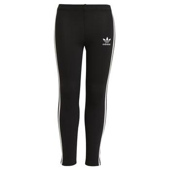 衣服 女孩 紧身裤 Adidas Originals 阿迪达斯三叶草 CHALEIR 黑色