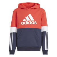 衣服 男孩 卫衣 adidas Performance 阿迪达斯运动训练 SOLEDAD 红色 / 海蓝色