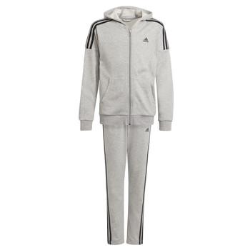衣服 男孩 厚套装 adidas Performance 阿迪达斯运动训练 JULIA 灰色