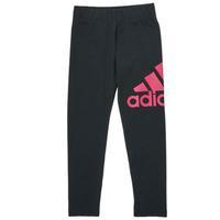 衣服 女孩 紧身裤 adidas Performance 阿迪达斯运动训练 MARIONA 黑色