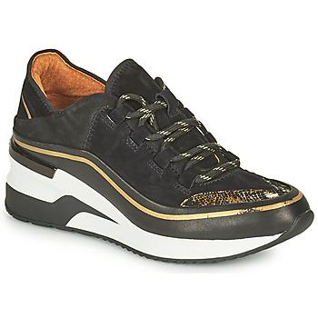鞋子 女士 球鞋基本款 MAM'ZELLE VANIO 黑色